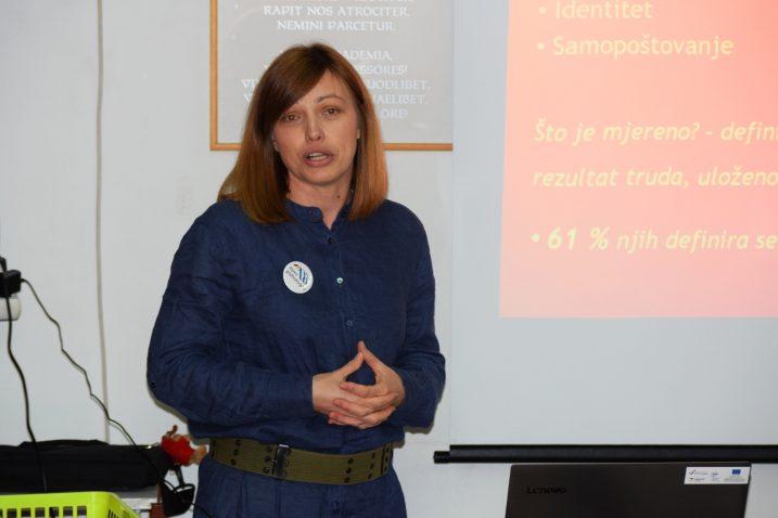 Elena Busanić / Foto Bojan PURIĆ