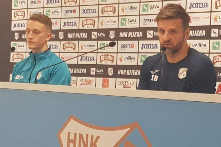 Tibor Halilović i Igor Bišćan/D. FRANČIŠKOVIĆ