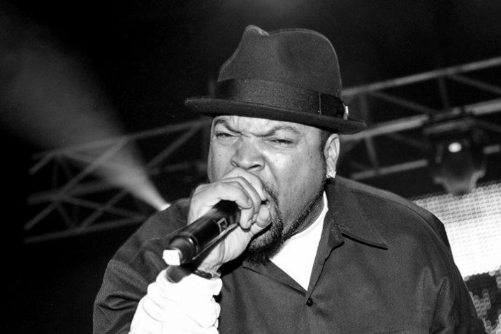 Ice Cube/Wikimedia Commons