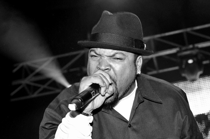 Ice Cube/Wikimedia Commons