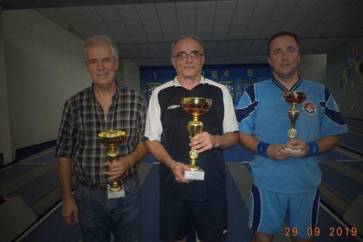 Dragomir Perušić, Igor Načinović i Kristijan Jelovac