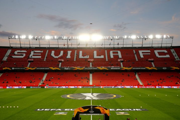 Stadion Ramón Sánchez Pizjuán u Sevilli/Foto REUTERS
