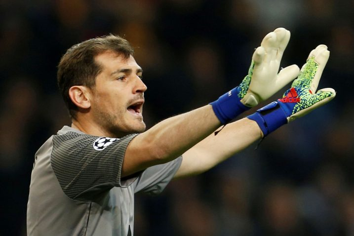 Iker Casillas/Foto REUTERS