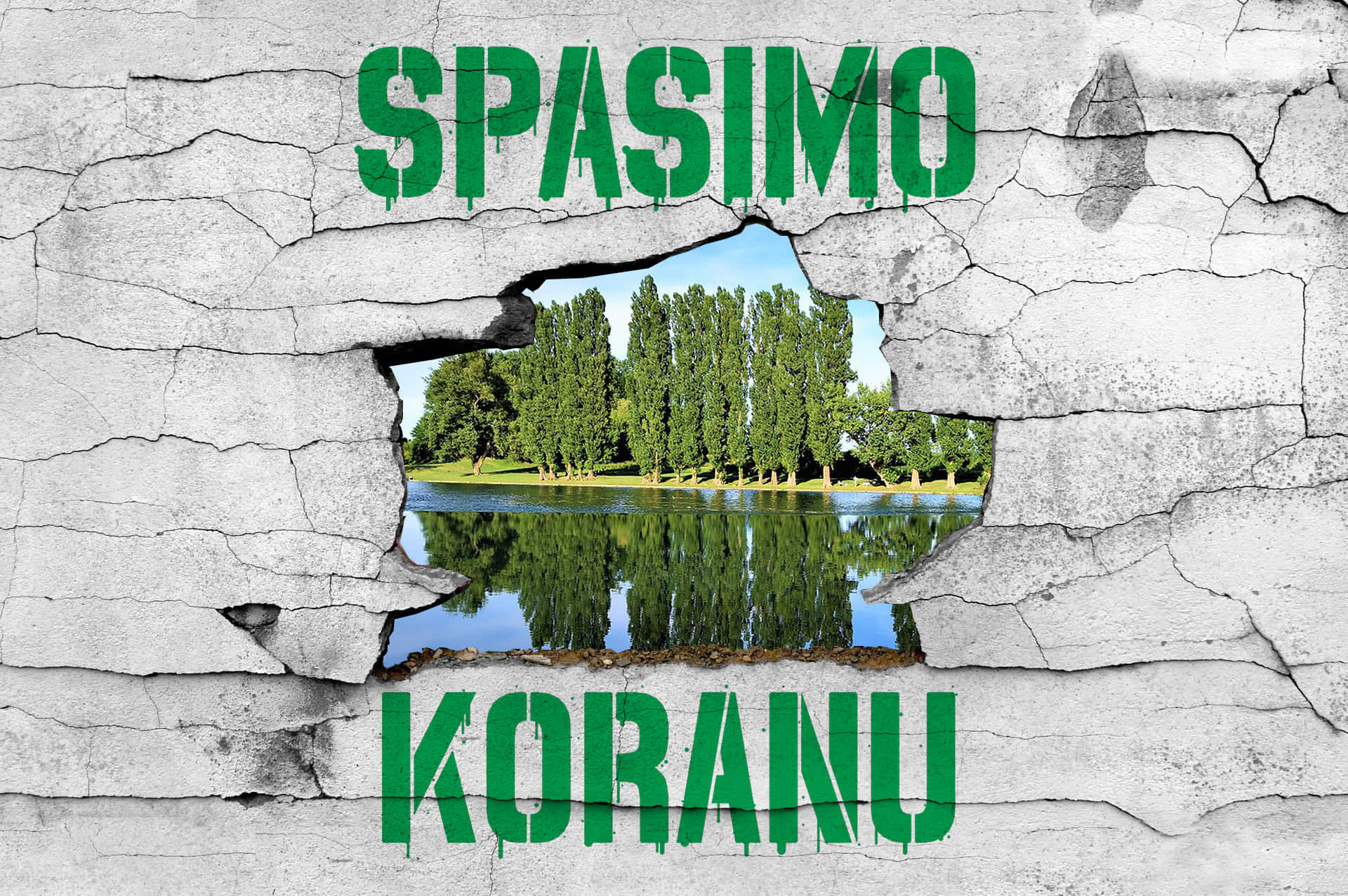 Peticija za spas Korane od sutra će se potpisivati na tri lokacije po Karlovcu