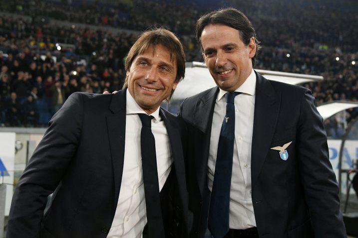 Antonio Conte i Simone Inzaghi/Foto REUTERS