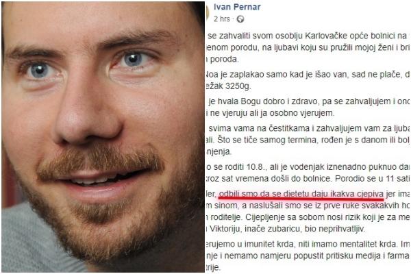 Foto Darko Jelinek, screenshot Facebook