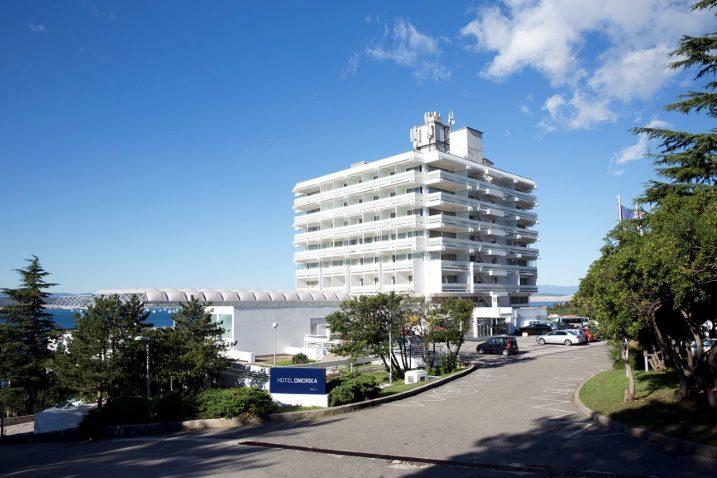 Hotel Omorika jedna je od Jadranovih perjanica / NL arhiva