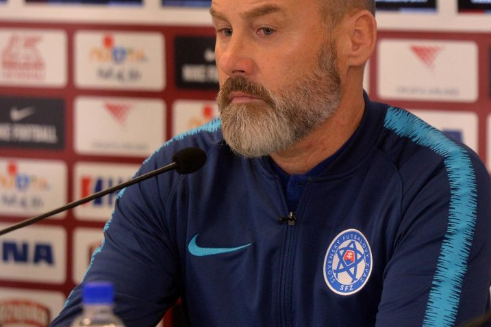 Slovački izbornik Pavel Hapal/D. ŠKOMRLJ