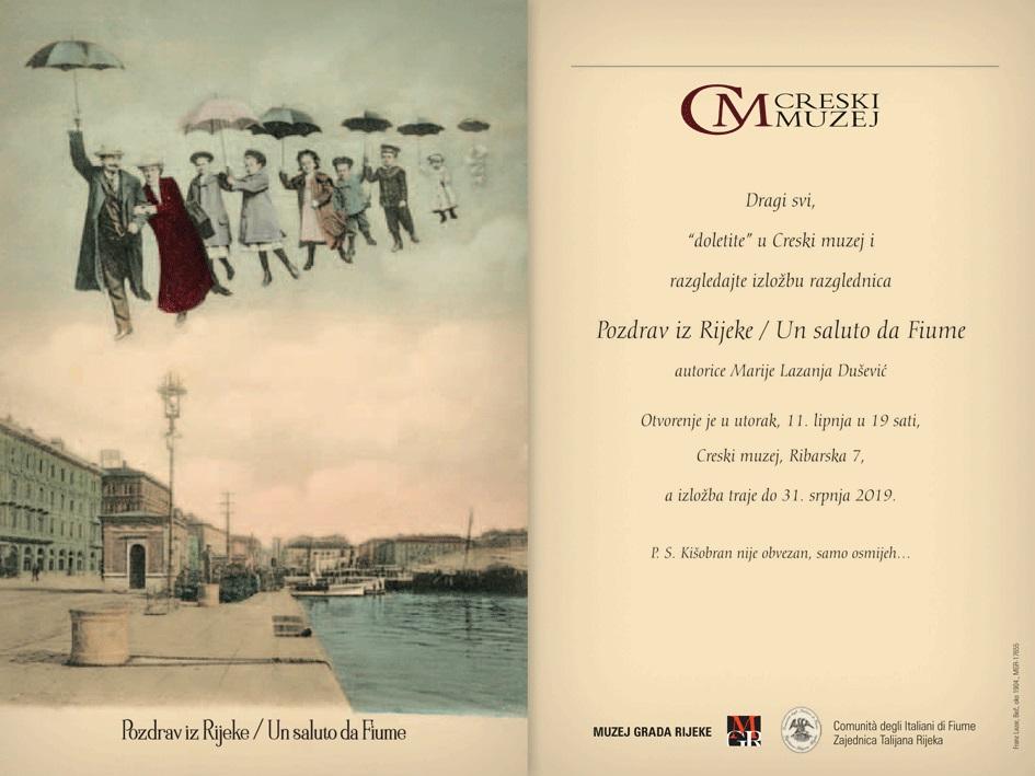 Izložba se otvara 11. lipnja