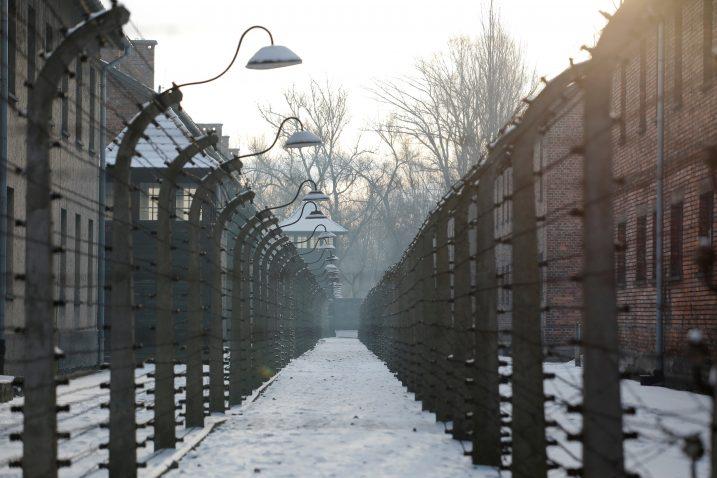 Nacistički logor Auschwitz / Reuters