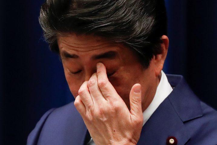 Shinzo Abe/Foto REUTERS