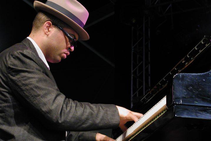 Sve oko nas je glazba - Jason Moran / Foto DAVOR HRVOJ