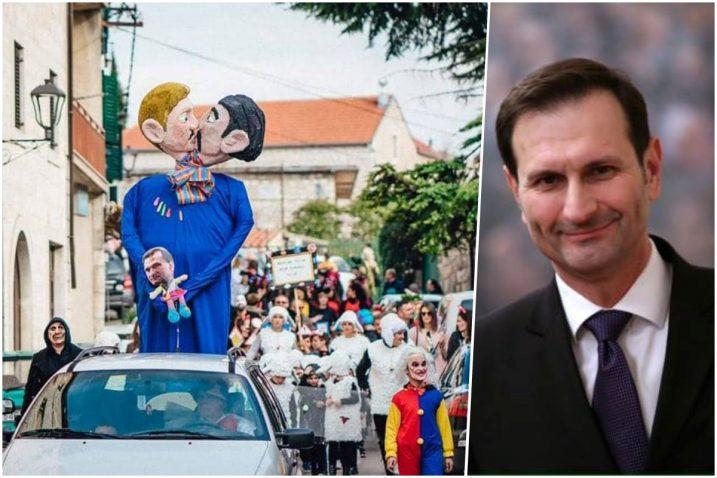 Foto Screenshot Facebook Miro Kovač