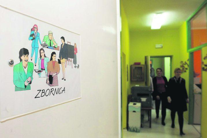 Administrativne prepreke umnogome otežavaju posao učiteljima, ističu iz sindikata / Foto Sergej DRECHSLER