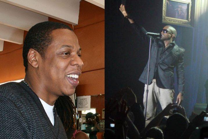 FOTO/Jay-Z & Kanye West/Wikimedia Commons