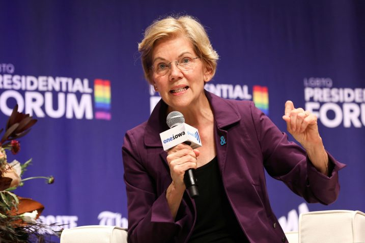 Elizabeth Warren / Foto: REUTERS
