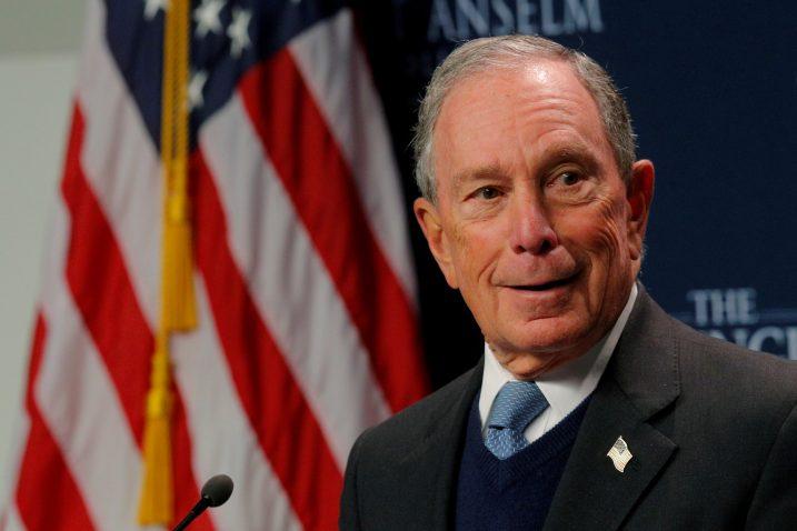Michael Bloomberg / REUTERS