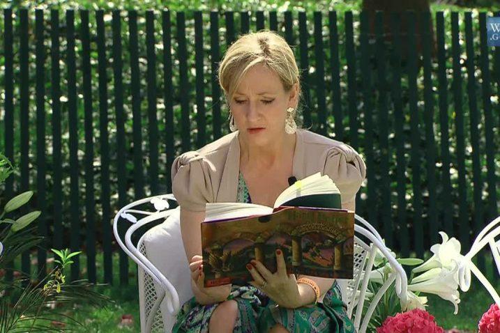 FOTO/Wikimedia Commons, J.K.Rowling