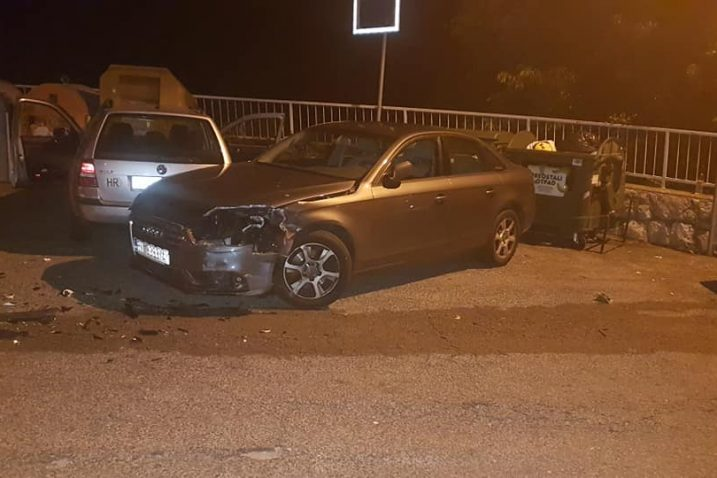 Foto Facebook / Problemi u prometu - Rijeka i okolica