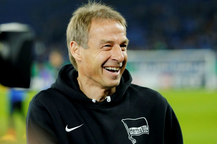 Juergen Klinsmann/Foto REUTERS