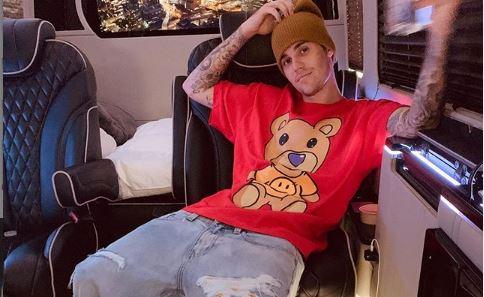 FOTO/Justin Bieber, Instagram