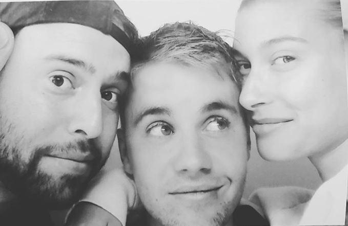 FOTO/Scooter Braun, Instagram