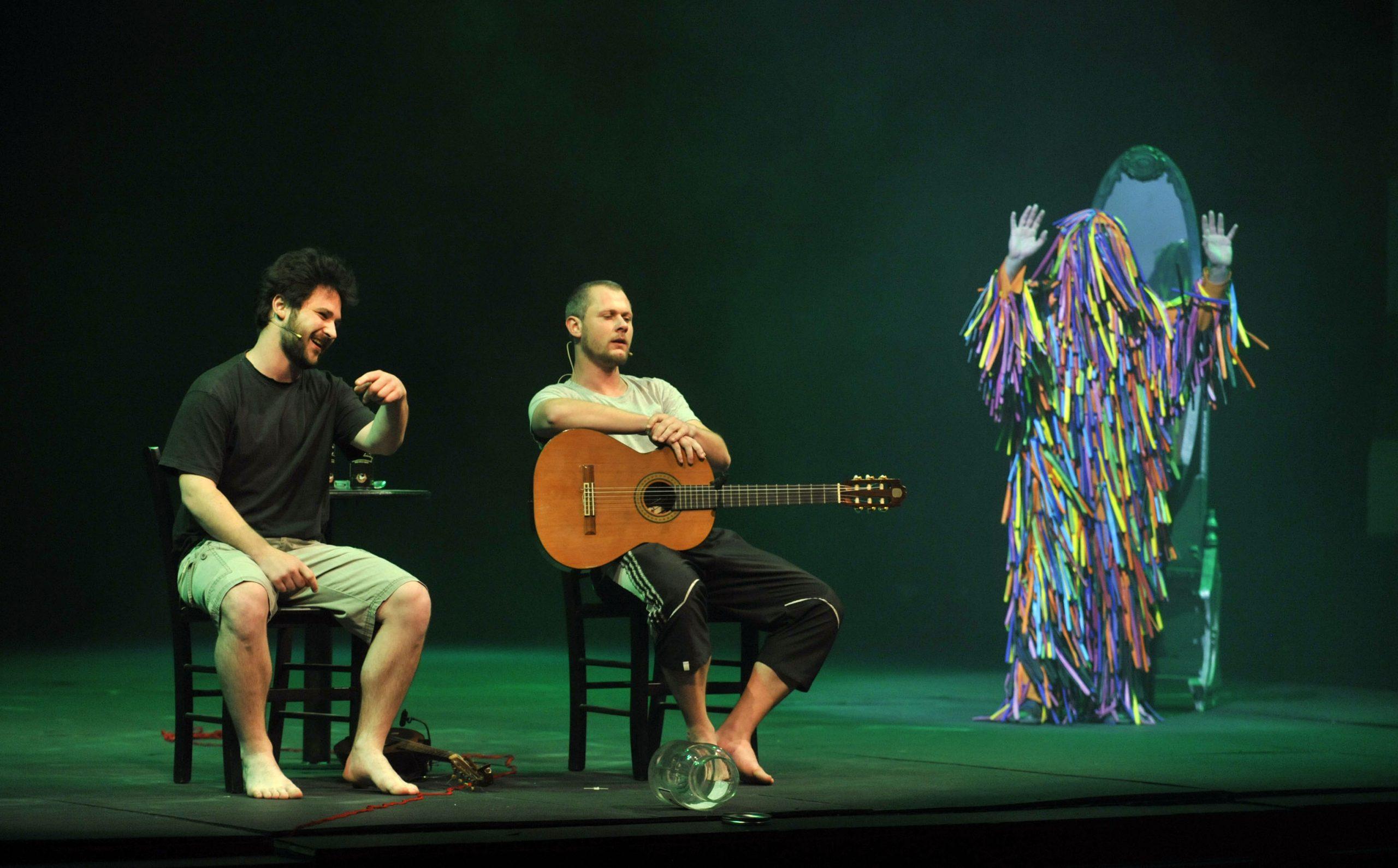 Corona Cabaret u Zajcu / Foto Vedran KARUZA