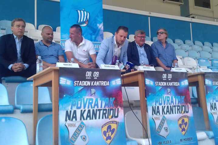 Bojan Ban, Nebojša Tomaš, Dejan Božić (Armada), Vedran Babić, Vojko Obersnel i Srećko Juričić/ I. VOLARIĆ