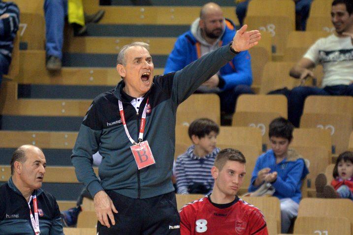 Nedjeljko Lalić, trener Zameta/Foto Arhiva NL