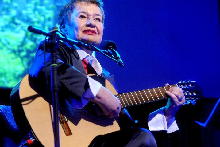 Najraje bin otpjevala se svoje pjesmi, ma to bi onput koncert trajal od 7 do 7 - Mirjana Bobuš / Snimio Marko GRACIN