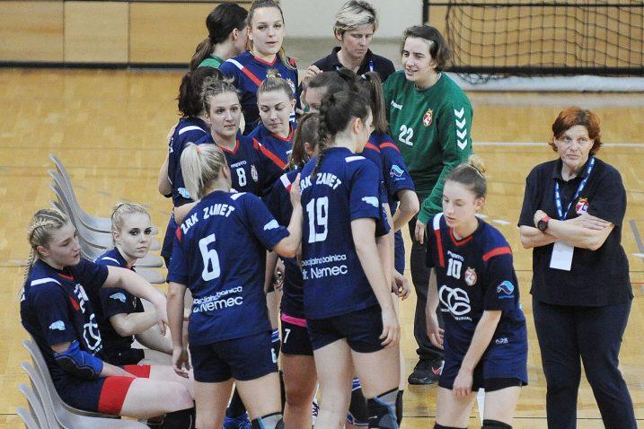 Zamećanke će nastaviti natjecanje u Drugoj ligi sa svojom drugom ekipom/Foto Arhiva NL