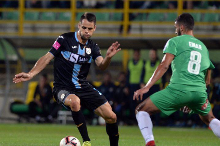 Franko Andrijašević bio je prvo ime utakmice/Foto D. ŠKOMRLJ