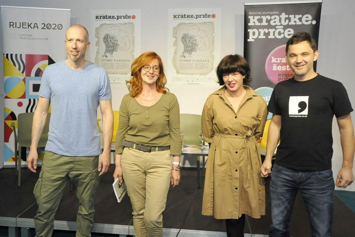 Davor Mandić, Sanja Vučković, Lela Vujanić i Roman Simić / Foto: S. DRECHSLER