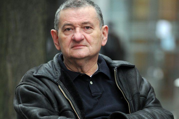 Krunoslav Olujić prisjetio se i incidenta koji je nedavno doživio / Snimio Denis LOVROVIĆ