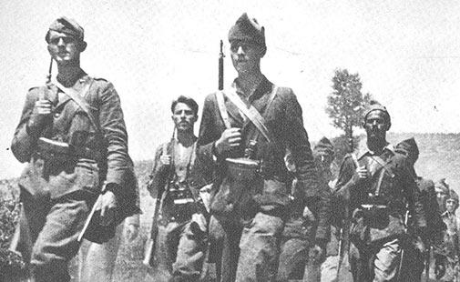 Partizanska kolona
