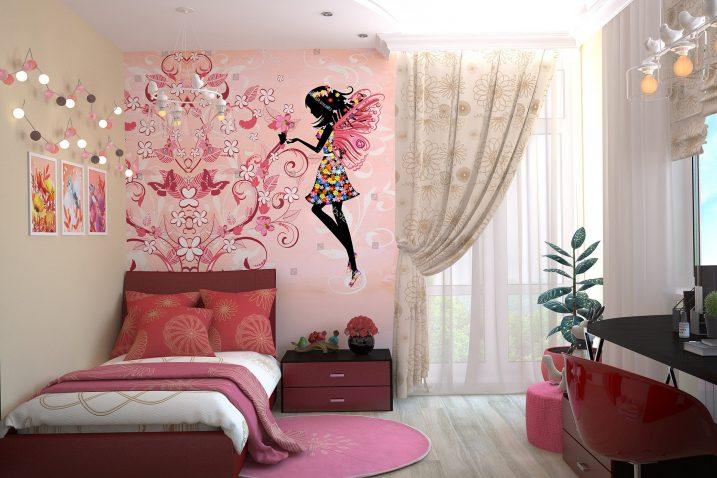 Djevojčice u jednom razdoblju vole ružičastu boju / Foto Pexsels.com   Dječju sobu mogu krasiti jedinstvene dekoracije   Djeci treba ostaviti prostora da sama dodaju detalje