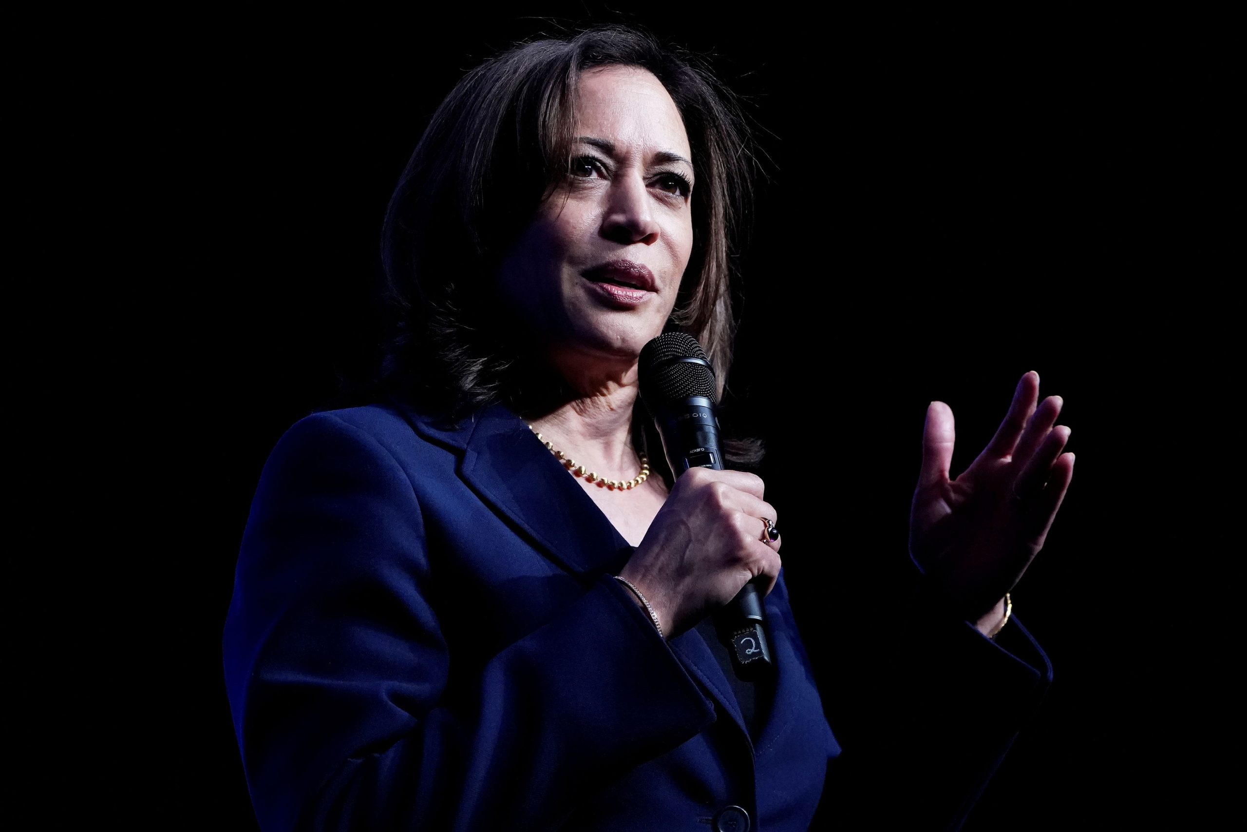 Kamala Harris / REUTERS