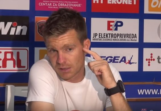 Simon Rožman, screenshot YouTube
