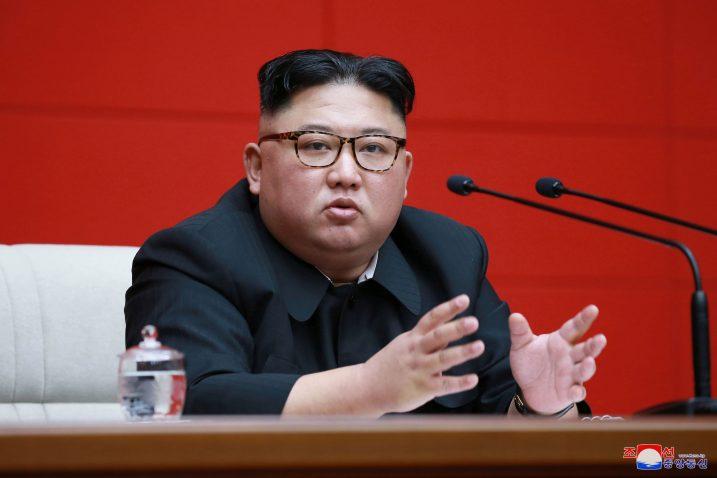 Kim Jong Un / REUTERS
