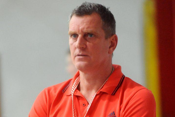 Valter Matošević, trener rukometaša Mornar Crikvenice/Foto Arhiva NL