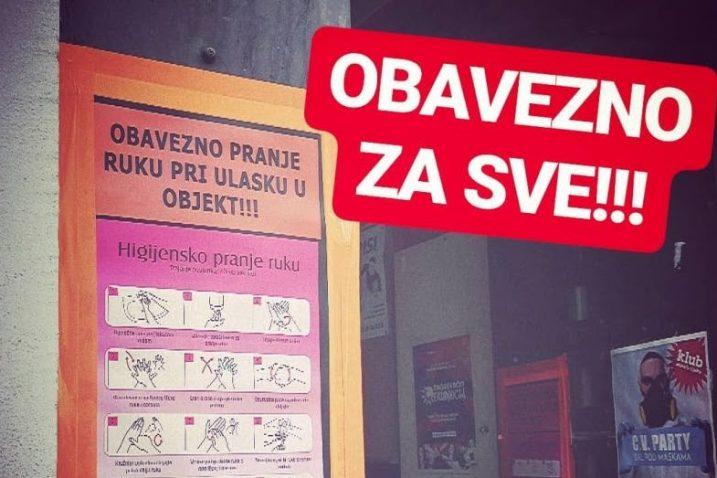 Foto Screenshot Klub mladih Rijeka
