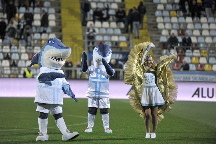 Utakmica između Rijeke i Intera je normalno odigrana prošloga utorka pred nešto više od 3000 navijača/V. KARUZA