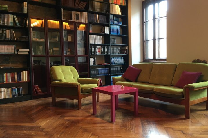Prostor Knjižare Val