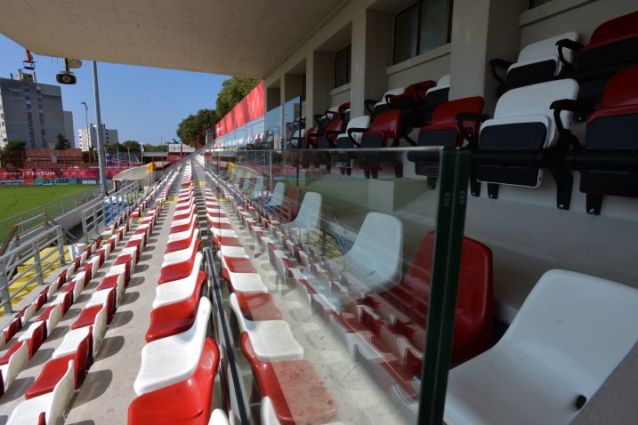 Stadion na Krimeji/Foto Arhiva NL