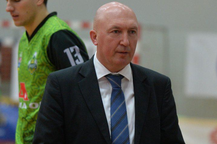 Damir Rajković, trener AO Škrljeva/Foto Arhiva NL