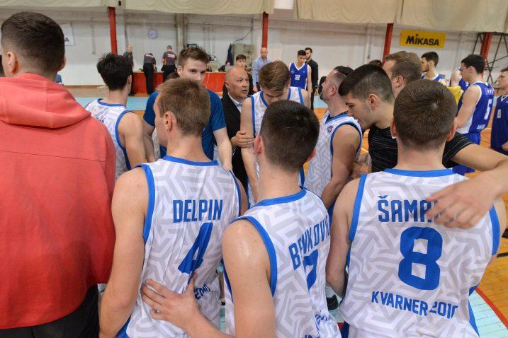 Košarkaški Kvarnera 2010 iduće sezone igrat će u Drugoj ligi zapad/D. ŠKOMRLJ