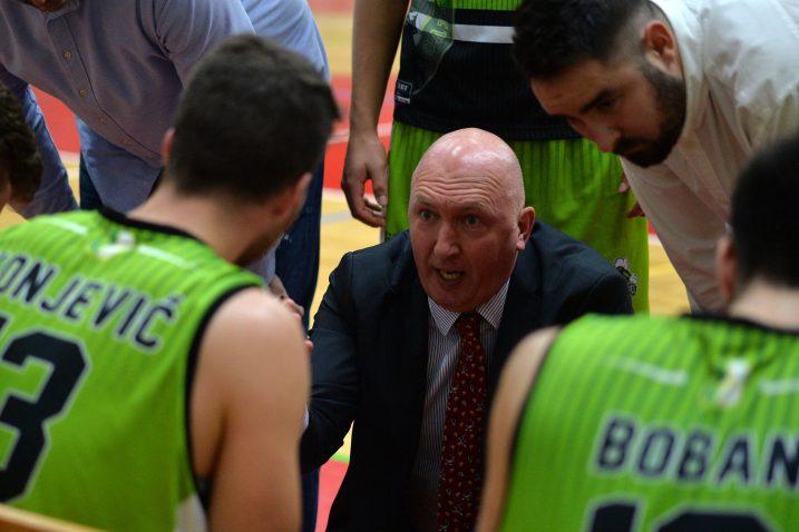 Damir Rajković, trener Škrljevčana/Foto Arhiva NL