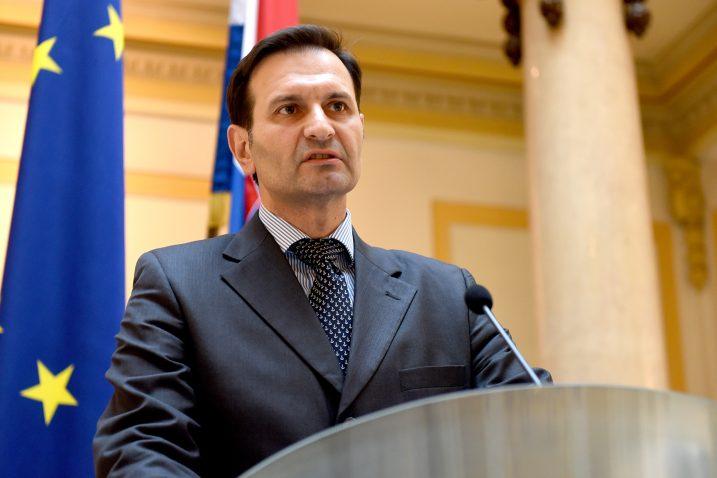Miro Kovač / Foto: Novi list