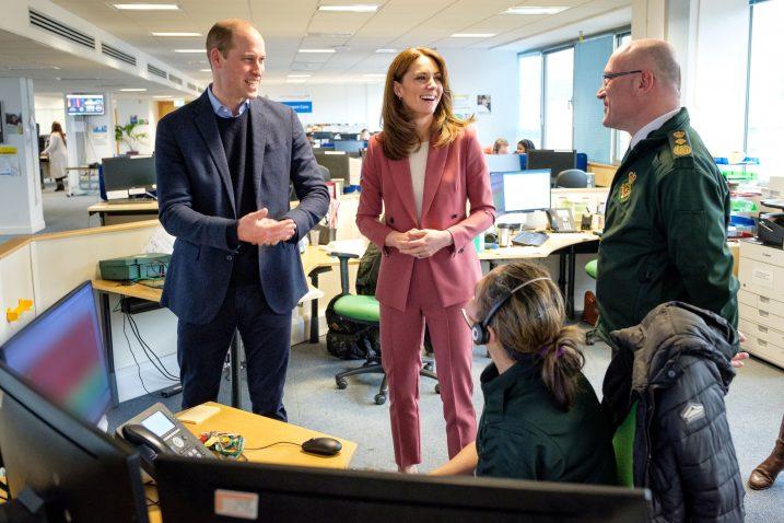 FOTO/Kensington Palace/Handout via REUTERS