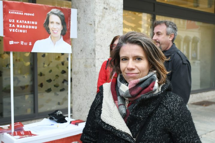 Katarina Peović / Foto: Nikola Cutuk/PIXSELL